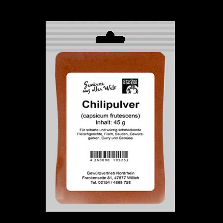 Chilipulver