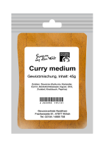 Curry medium