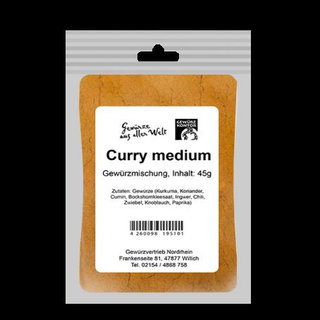 Curry medium