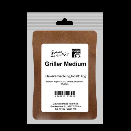Griller Medium