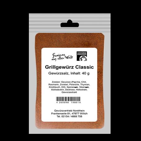 Grillgewürz Classic
