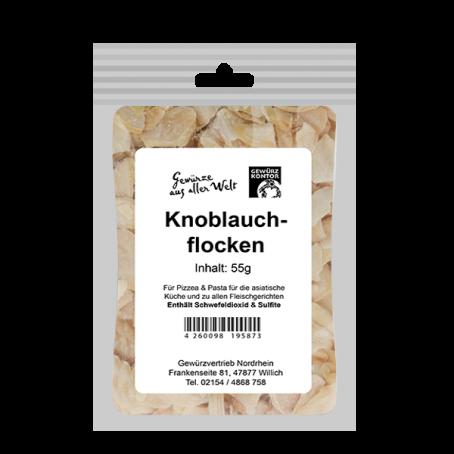 Knoblauchflocken