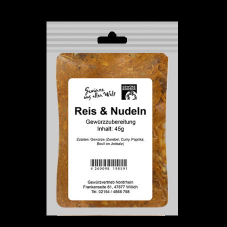 Reis & Nudelgewürz