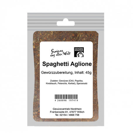 Spaghetti Aglione