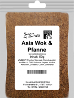 Asia Wokpfanne